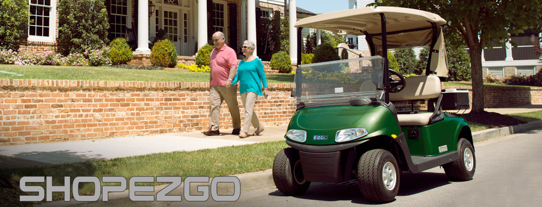 L&S sells and services EZGO Golf Carts