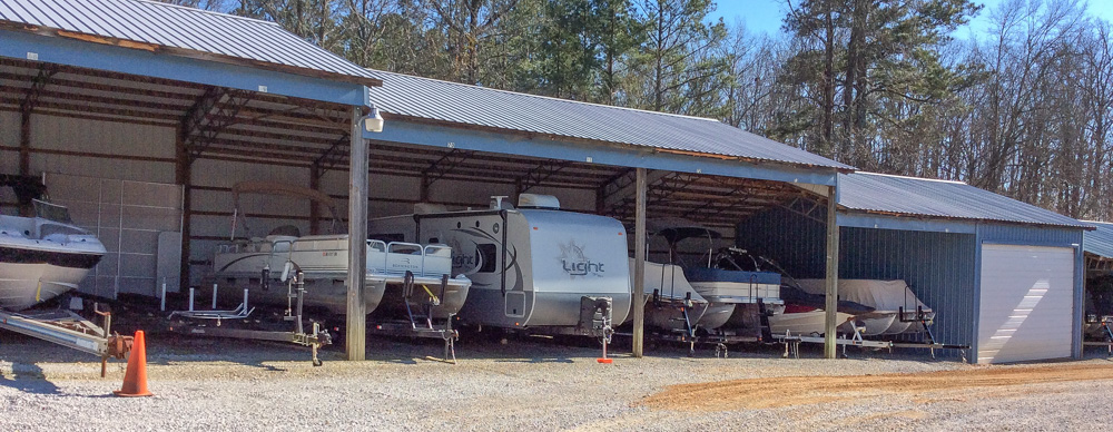 Boat and Rv Storage Pickwick