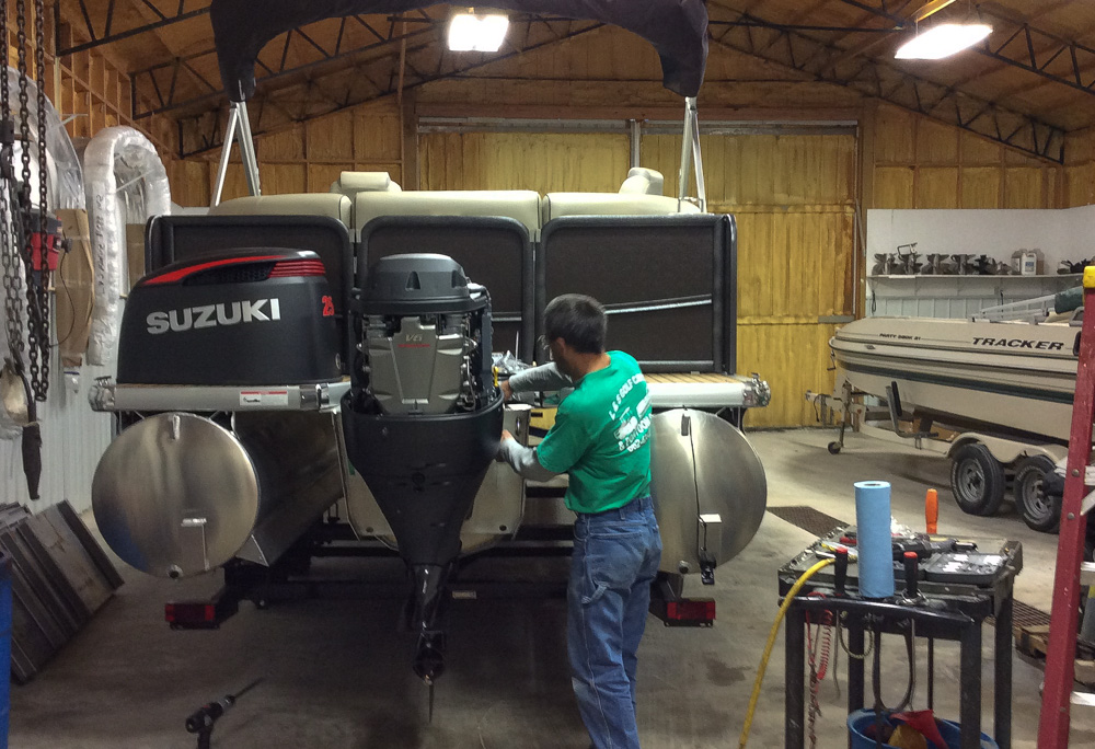 Outboard Engine Service Lake Pickwick